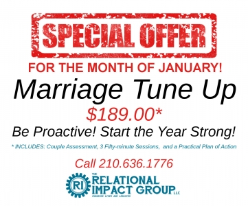 Marriage Tune Up Special Offer!